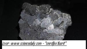 Prvi čvrst dokaz da se elementarni fluor može naći u prirodi Hemija