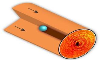 Prva slika sjenke jednog atoma Hemija