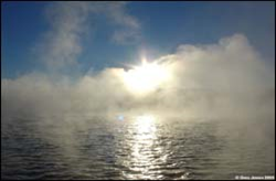 Aerosoli hlade okean