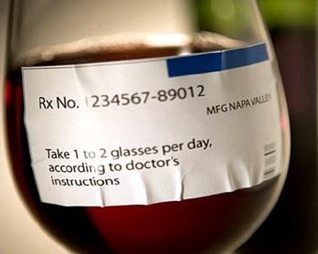 Vino – lijek za sve ? Hemija