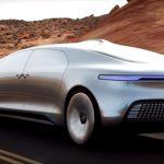 Mercedes, automobil bez vozača