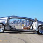 Mercedes, automobili bez vozača