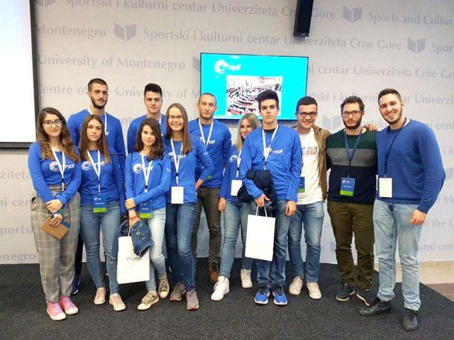 Omladinski naučni forum 2, Mašinski fakultet Podgorica,